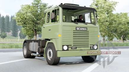 Scania LB141 v1.1 для Euro Truck Simulator 2
