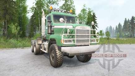 Freightliner M916A1 для MudRunner