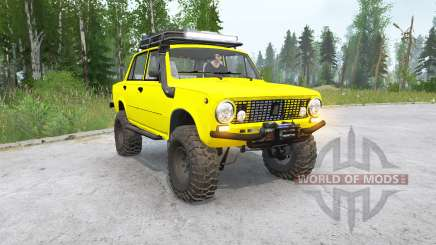 ВАЗ-2101 Жигули〡Minion для MudRunner