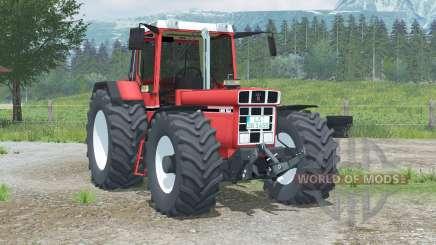 International 1455 XLA〡added wheels для Farming Simulator 2013