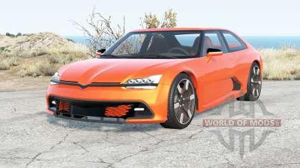 Hirochi eSBR Facelift v2.1 для BeamNG Drive