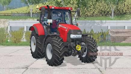 Case IH Maxxum 140〡frontloader support для Farming Simulator 2015