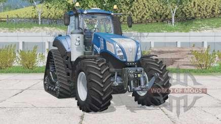 New Holland T8.Ꜭ35 для Farming Simulator 2015