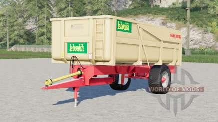Leboulch Gold 11000 XL для Farming Simulator 2017