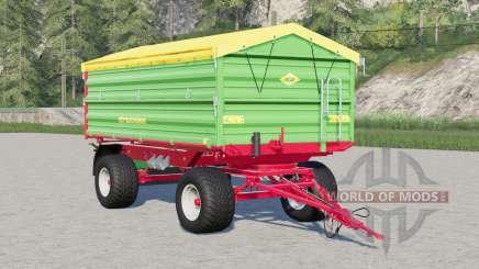 Strautmann SZK 802〡can be used as a platform для Farming Simulator 2017