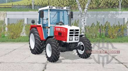 Steyr 8070A〡seat suspension для Farming Simulator 2015