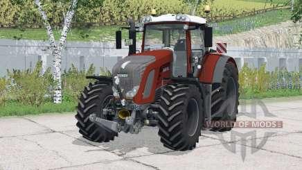 Fendt 936 Vario〡interactive buttons для Farming Simulator 2015