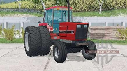 International 5488〡dual rear wheels для Farming Simulator 2015