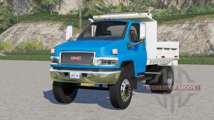 GMC TopKick C4500 Regular Cab Dump Truck для Farming Simulator 2017