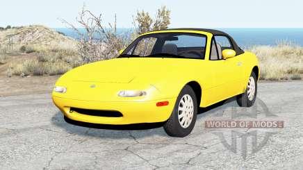 Mazda MX-5 (NA) 1993 v2.0 для BeamNG Drive