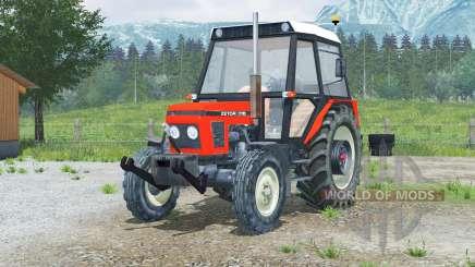 Zetor 7711〡opening doors для Farming Simulator 2013