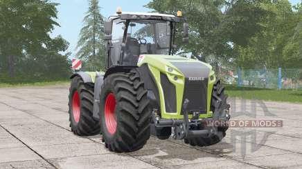 Claas Xerion Trac VꞆ для Farming Simulator 2017
