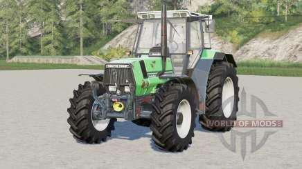 Deutz-Fahr AgroStar 6.61〡rusty tractor для Farming Simulator 2017