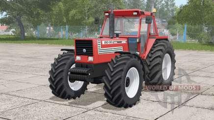Fiat 180-90 Turbo〡wheels configurations для Farming Simulator 2017