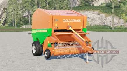 Gallignani 9250 SL〡round baler для Farming Simulator 2017