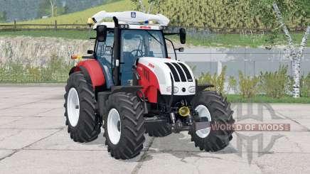 Steyr 6180 CVT〡regulagem do volante для Farming Simulator 2015