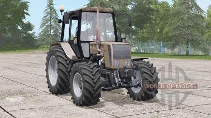 МТЗ-826 Беларус〡выбор навесного оборудования для Farming Simulator 2017