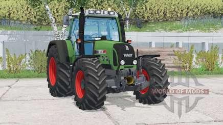 Fendt 818 Vario TMS〡double rear tires для Farming Simulator 2015