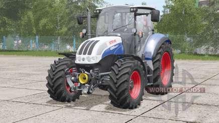 Steyr 4000 Mulƭi для Farming Simulator 2017