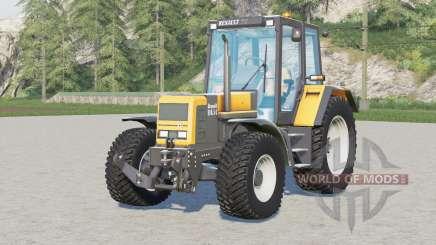 Renault 54 series〡different wheels для Farming Simulator 2017