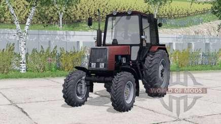 МТЗ-820 Беларус〡анимированные элементы интерьера для Farming Simulator 2015