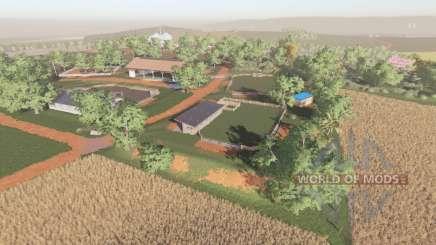 Fazenda Fortaleza для Farming Simulator 2017