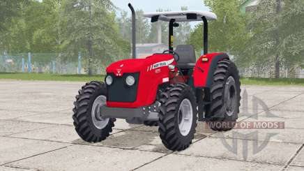 Massey Ferguson 4275〡power selection для Farming Simulator 2017