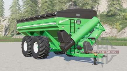 Brent Avalanche 1596〡7 wheels configurations для Farming Simulator 2017