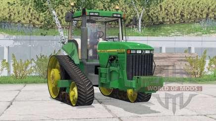 John Deere 8400T〡opening door для Farming Simulator 2015