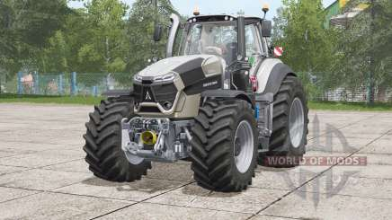 Deutz-Fahr Serie 9 TTV Agrotrɵn для Farming Simulator 2017