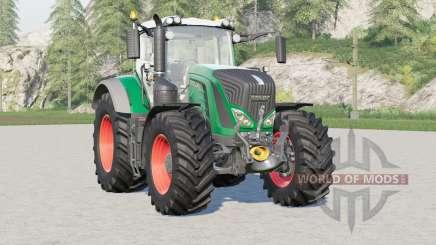 Fendt 900 Vario〡extended tire configuration для Farming Simulator 2017