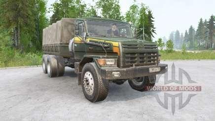 Voron D-53233 для MudRunner
