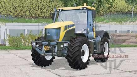 JCB Fastrac 3230 Xtra〡interactive buttons для Farming Simulator 2015