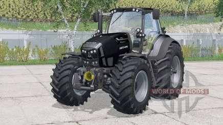 Deutz-Fahr 7250 TTV Warrioɾ для Farming Simulator 2015