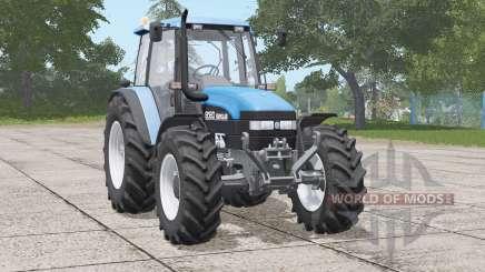 New Holland 60 series для Farming Simulator 2017