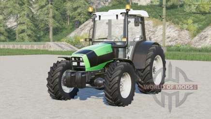 Deutz-Fahr Agrofarm 430〡visual extras для Farming Simulator 2017