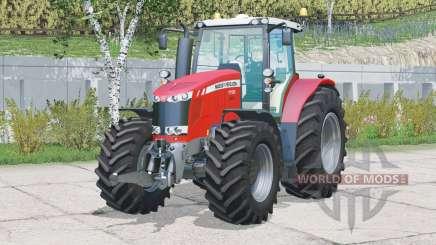 Massey Ferguson 7726〡light adjusted для Farming Simulator 2015
