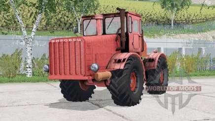 Кировец Ꝁ-700 для Farming Simulator 2015
