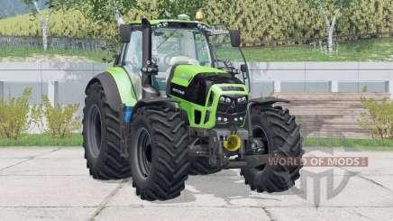 Deutz-Fahr Serie 7 TTV Agrotron для Farming Simulator 2015