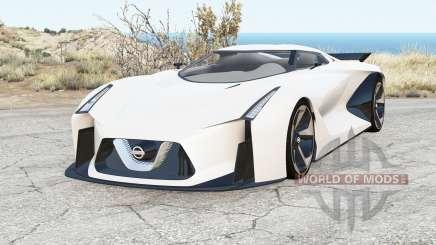 Nissan Concept 2020 Vision Gran Turismo для BeamNG Drive