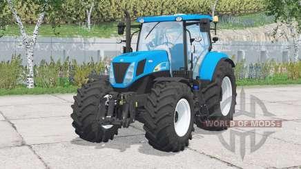 New Holland T70ろ0 для Farming Simulator 2015
