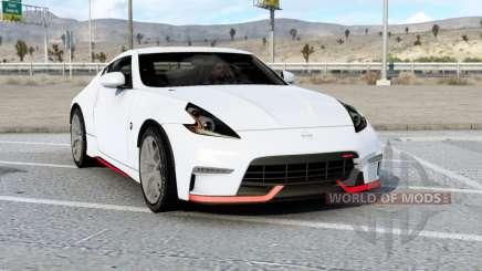 Nissan 370Z Nismo (Z34) 2014 v3.0 для American Truck Simulator