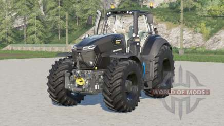 Deutz-Fahr 9340 TTV Warrioᵲ для Farming Simulator 2017