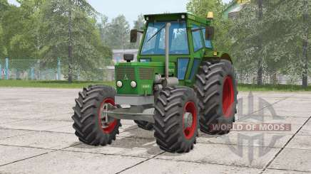 Deutz D 8006 Ⱥ для Farming Simulator 2017