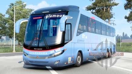 Marcopolo Paradiso 1200 6x2 (G7) для Euro Truck Simulator 2