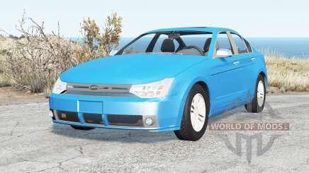 Ford Focus sedan (NA2) 2008 v2.16 для BeamNG Drive