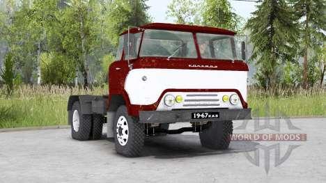 КАЗ-608 Колхида для Spin Tires