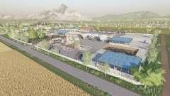 Slovak Village v1.0.1 для Farming Simulator 2017