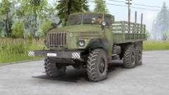 Урал-4320-10 v1.1 для Spin Tires