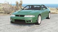 Nissan Skyline GT-R V-spec (BCNR33) 1995 для BeamNG Drive